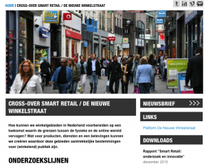 CLICKNL crossover Smart Retail